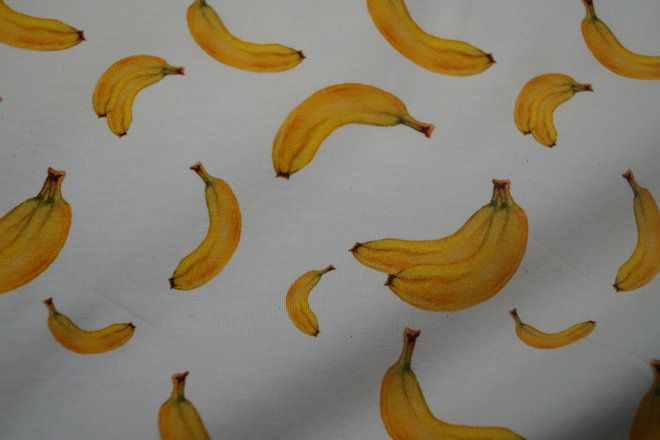 Bananen stof